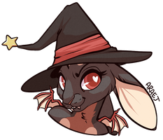 One Witchy Bun