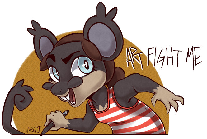 Art Fight Me - Another Round