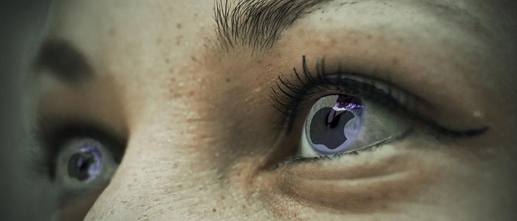 Apple Eye by sanax