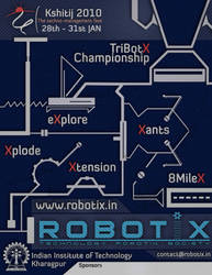 Robotix 2009 by TheMonsterMind