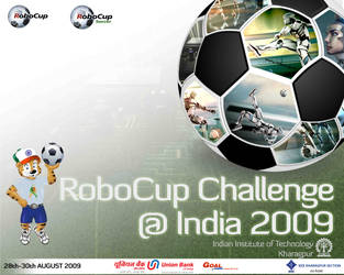 RoboCup Challenge-at-India-09 by TheMonsterMind