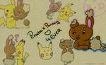 PikachuXBUNEARY wallpaper