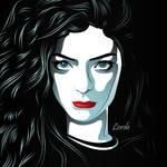 Lorde by dem0nice