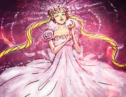 Princess Serenity by Urani-a