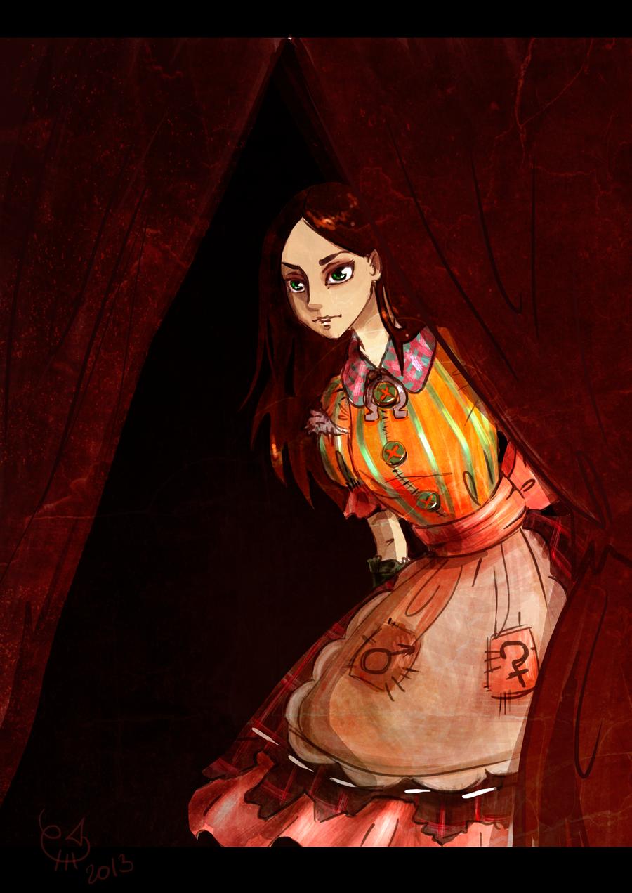 Alice by Urani-a