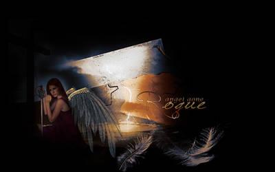 Angel gone rogue by Lost-Fan