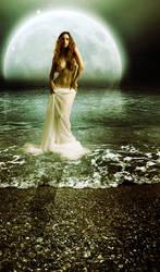Moon goddess by Lost-Fan