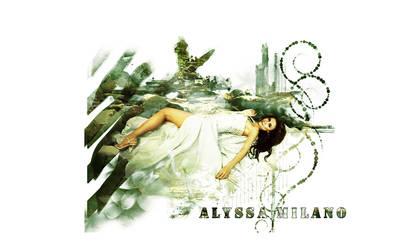 Alyssa Milano 12 by Lost-Fan