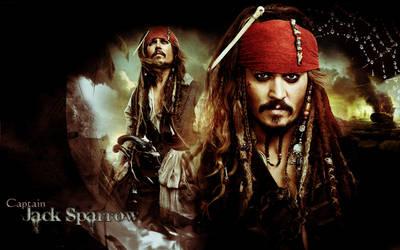 Jack Sparrow by Lost-Fan