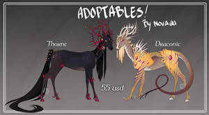 Adopts OPEN 1/2