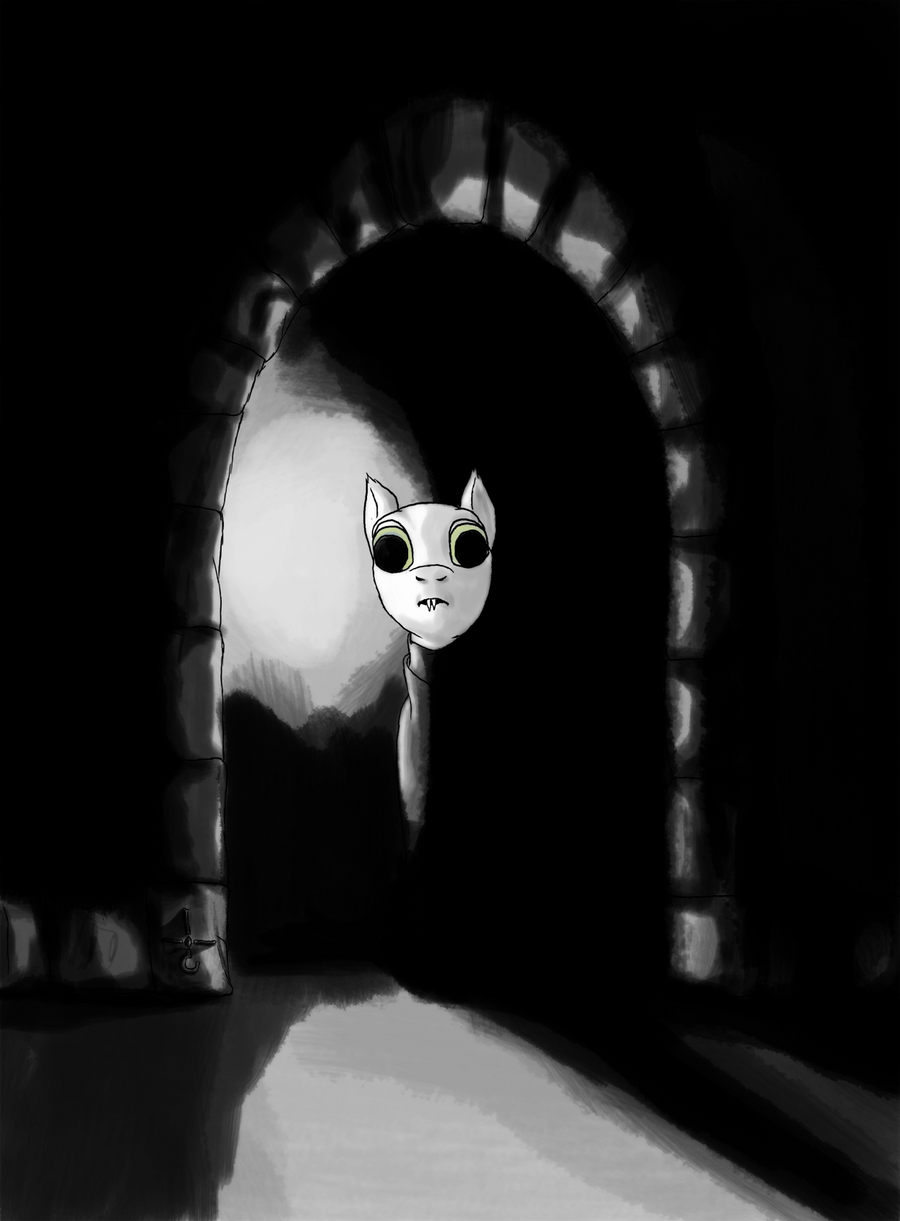 Nosferatu, a Pony of Horror by AaronMk