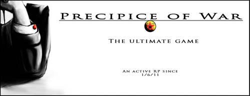 Precipice of War by AaronMk