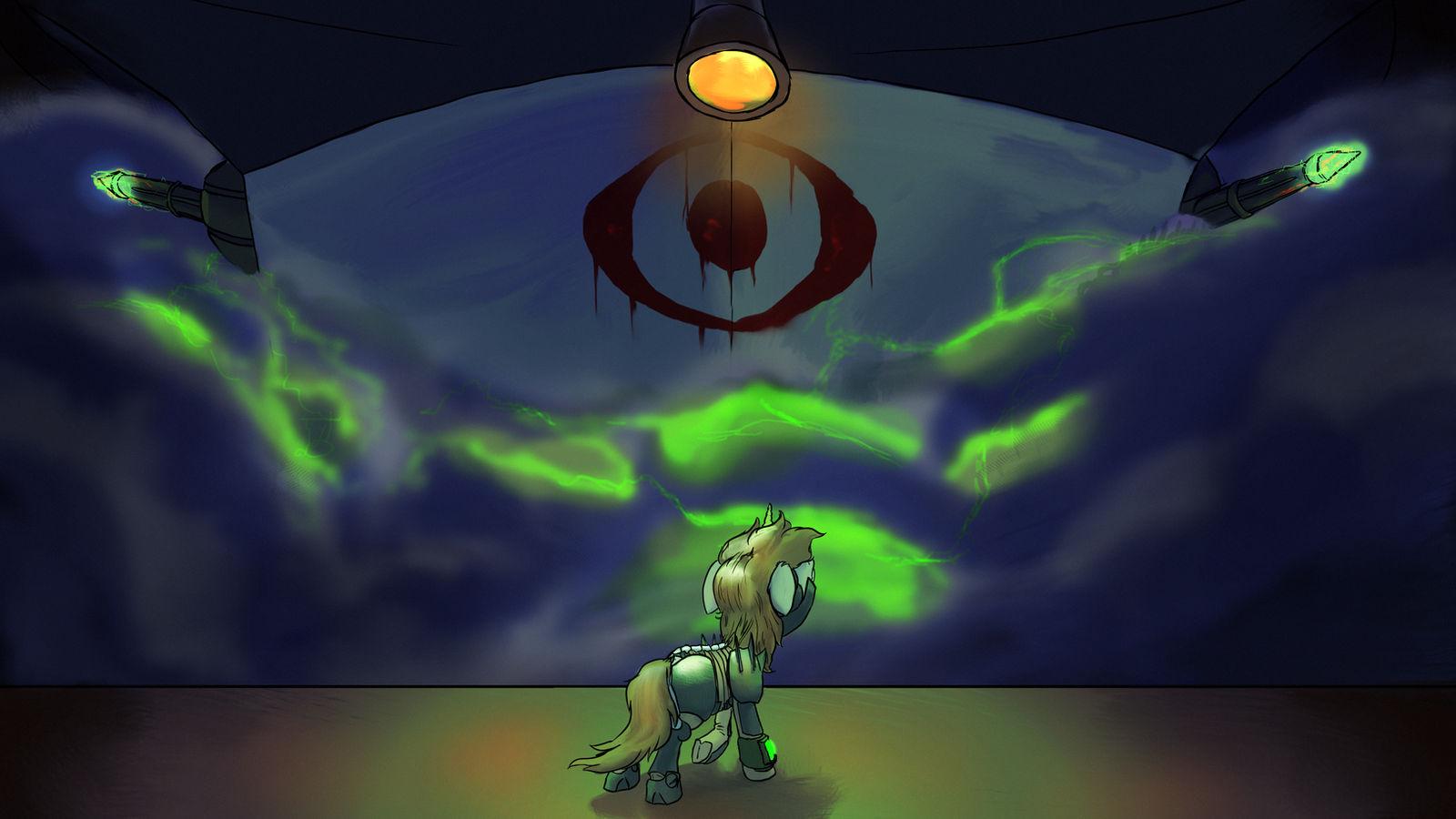 The Raptor Excelsus by AaronMk