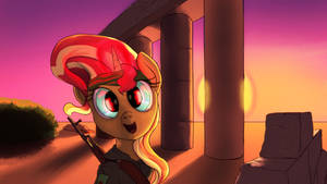 YPJ Sunset Shimmer by AaronMk
