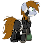 Raiden Pip, the Cyborg Ninja