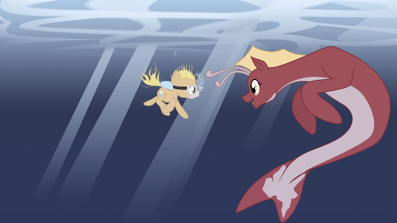 Dive by AaronMk