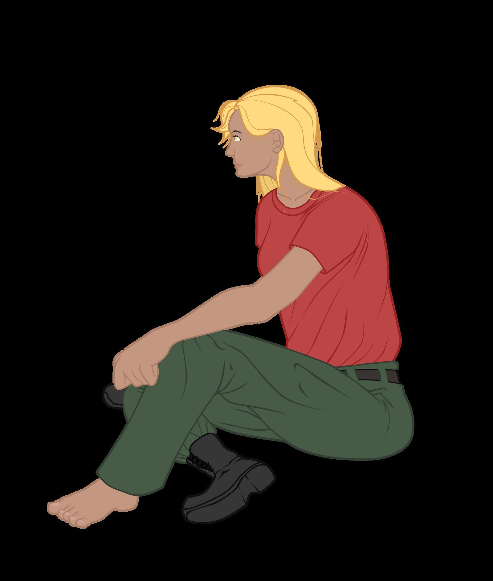 Human Posada by AaronMk