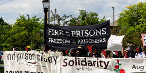 Fire to the Prisons, Freedom to the Prisoners by AaronMk