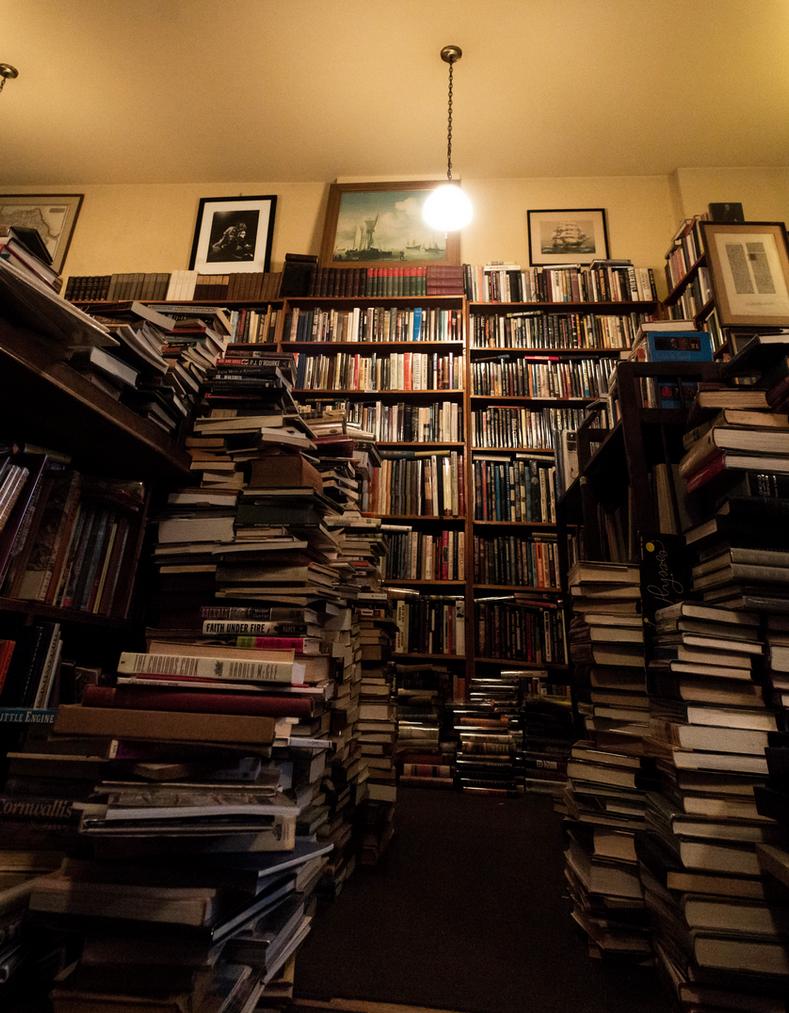 Westside Book Store 2 by AaronMk
