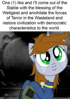 Weltgeistpferd