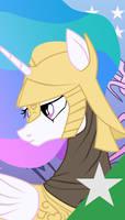FoETW Equestrian Unit Cards - Hero Celestia