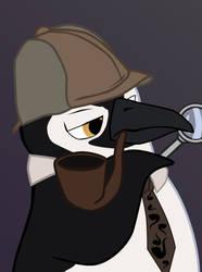 Penguin Holmes