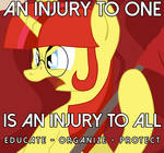 An Injury to One by AaronMk