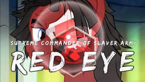 Supreme Commander Red Eye