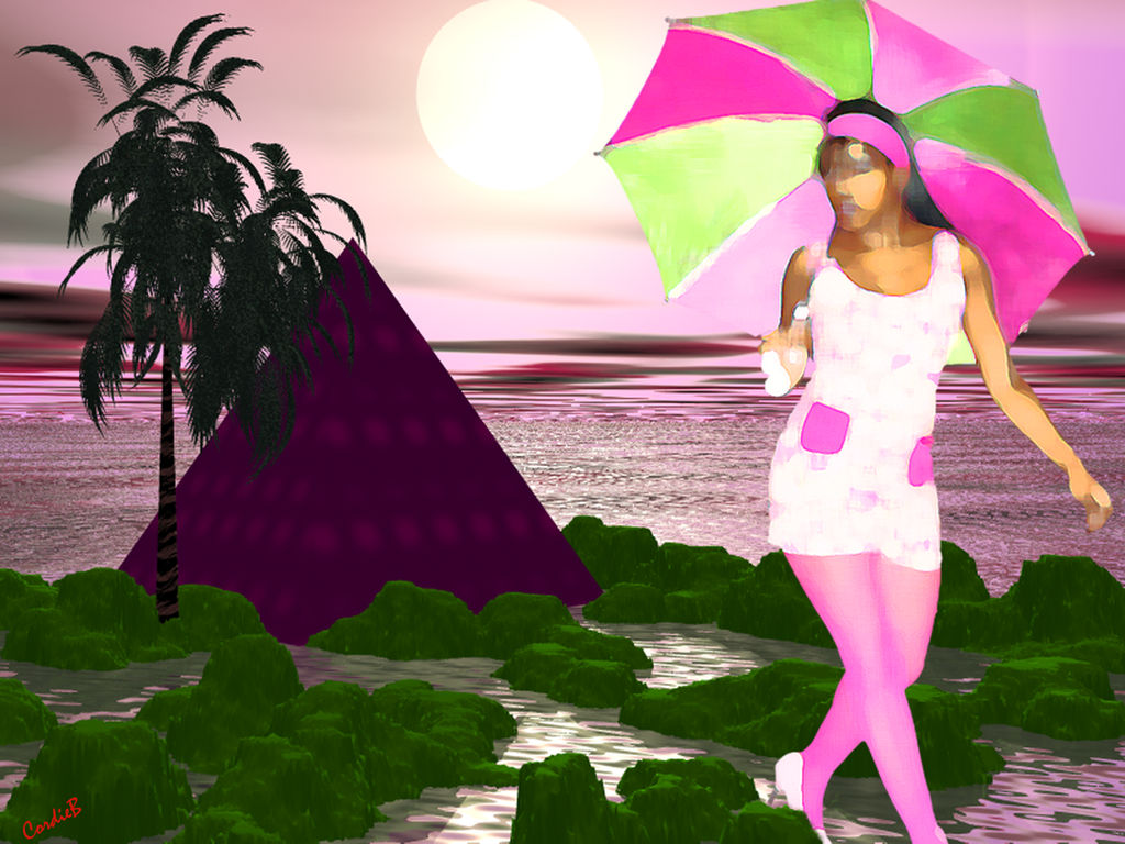 Pink Heaven Crystal
