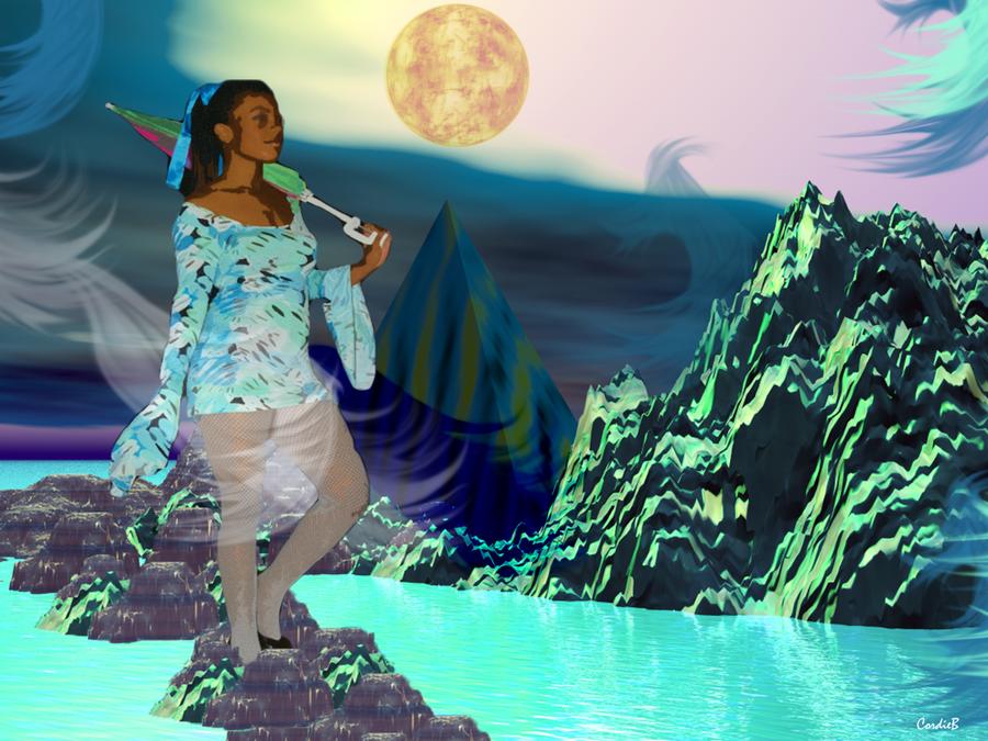Blue Heaven Michelle II