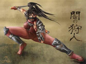 Hunter of Darkness (Taki)