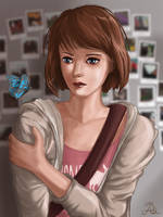 Out of Focus (Max, Life is Strange) by ashtender