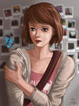 Out of Focus (Max, Life is Strange)