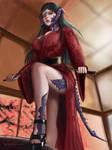 Nyscera (kimono)
