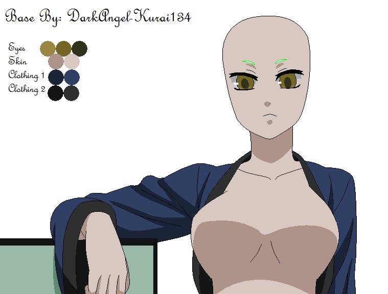 Base 23 by DarkAngel-Kurai134
