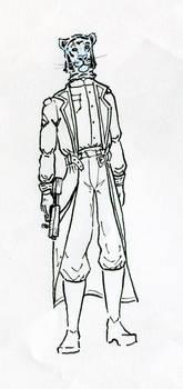Commandant tigre.
