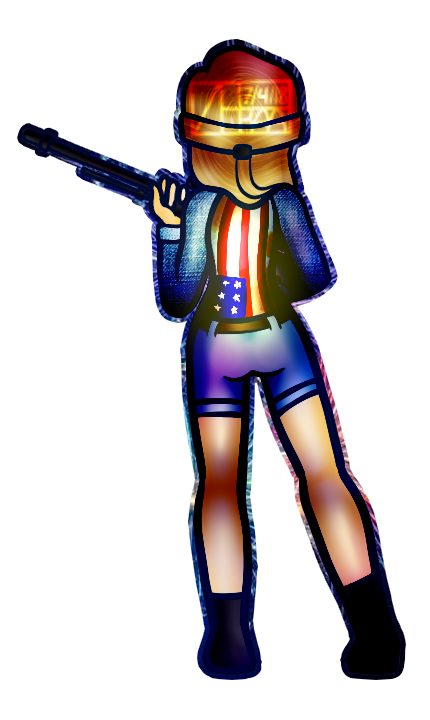 Fourth of July Pride by AlexisofScaleswind