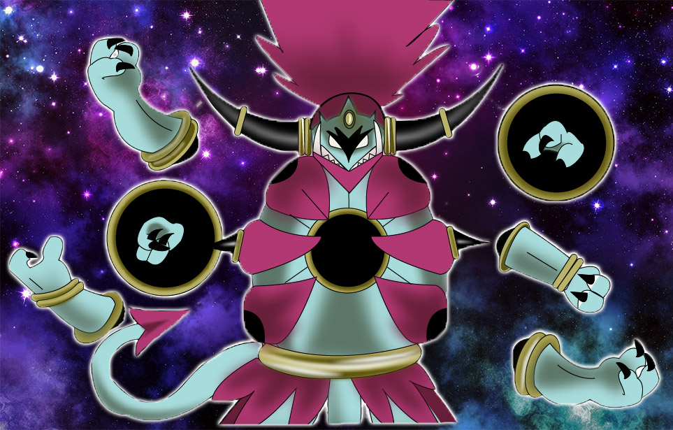 cool pokemon how to draw easy hoopa