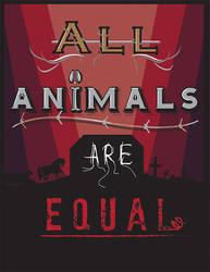 Animal Farm by howlingwolf142