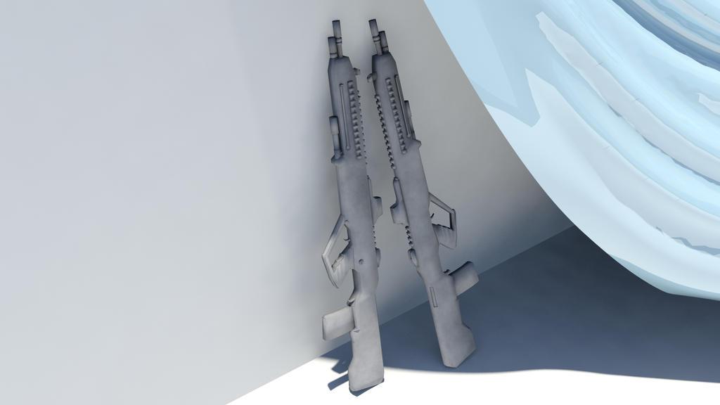 RifleR1 by kasigawa
