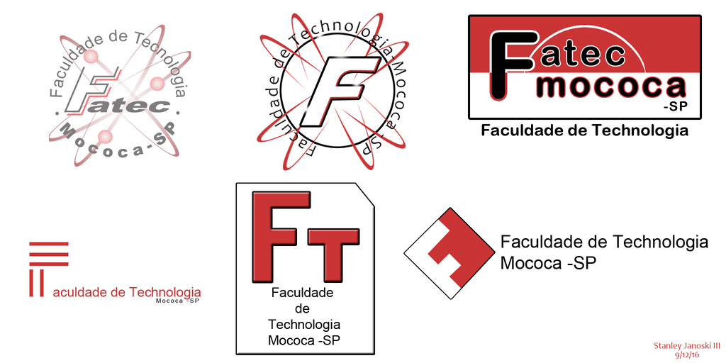 Logos for a Tech School by kasigawa