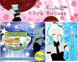 Nira-san Photoshop Collection
