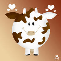 Cow :-GA-: by imreyin