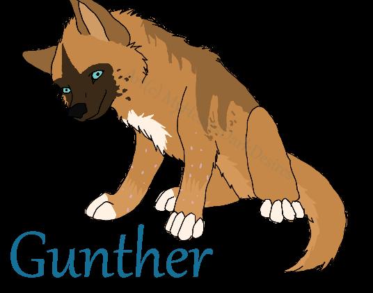 Gunther by AngelontheHorizon