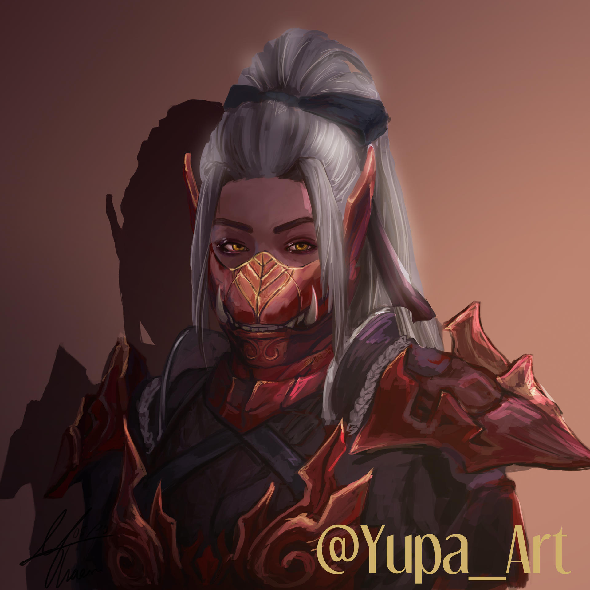 Monster Hunter World Odogaron Armor By Yupa Art On Deviantart