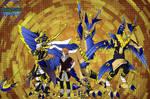 Warriors of Capability - Benumon and Texus