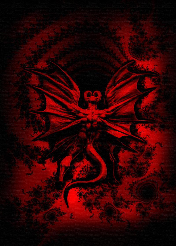 The red dragon by Dizmah-56