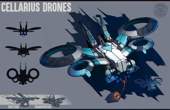 Wizzers Concept - Cellarius by Eden-West