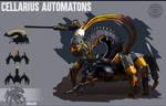Automatons Final Concept