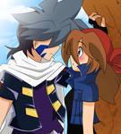 Beyblade: Kai and Karin